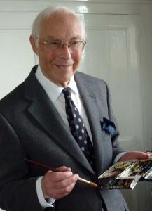John Yardley RI