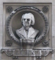Bust of Peter de Wint