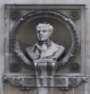 Bust of Thomas Girtin