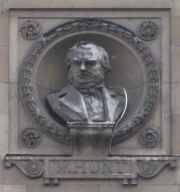 Bust of William Henry Hunt