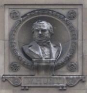 Bust of William Henry Hunt